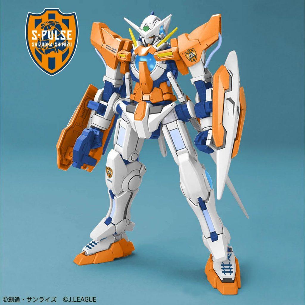Gundam Exia Shimizu S-Pulse Ver.