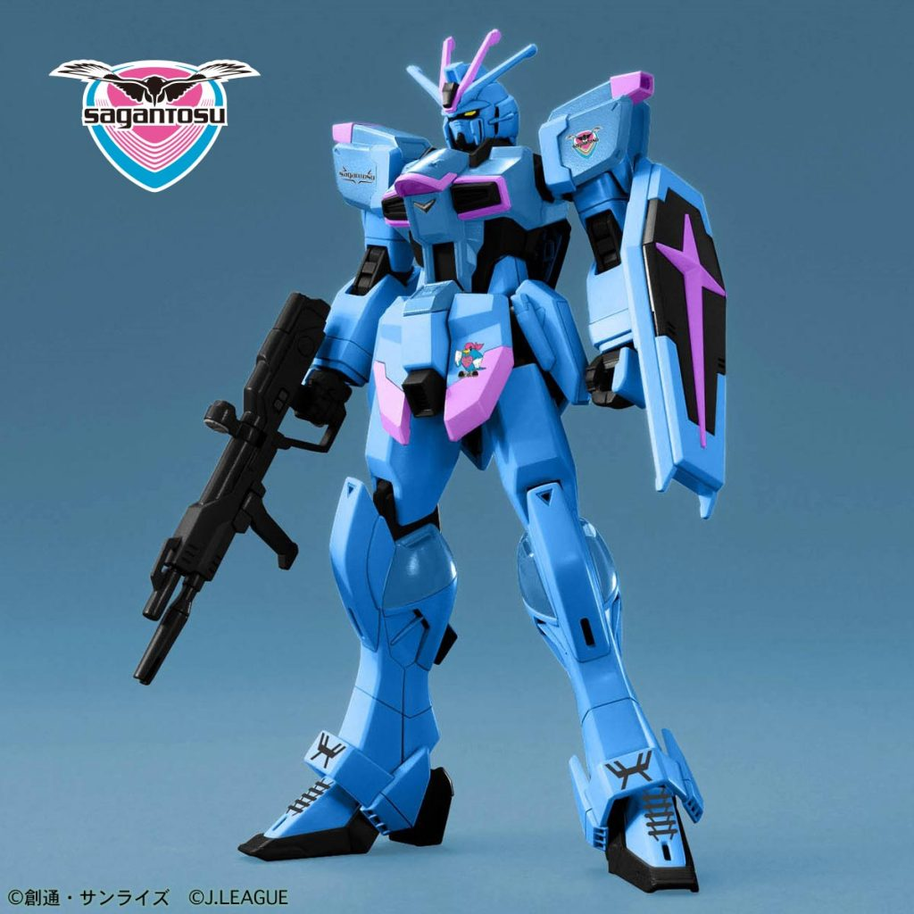 Impulse Gundam Sagan Tosu Ver.