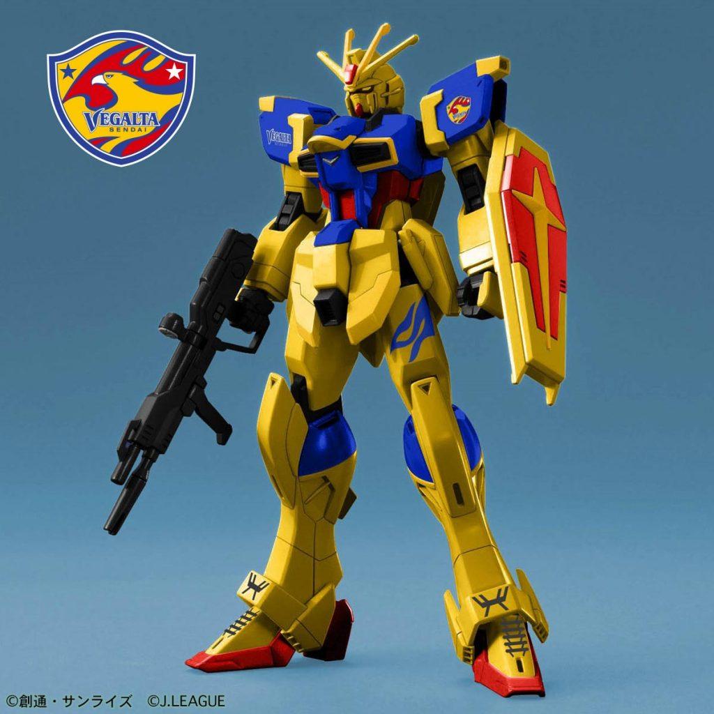 Impulse Gundam Vegalta Sendai Ver.