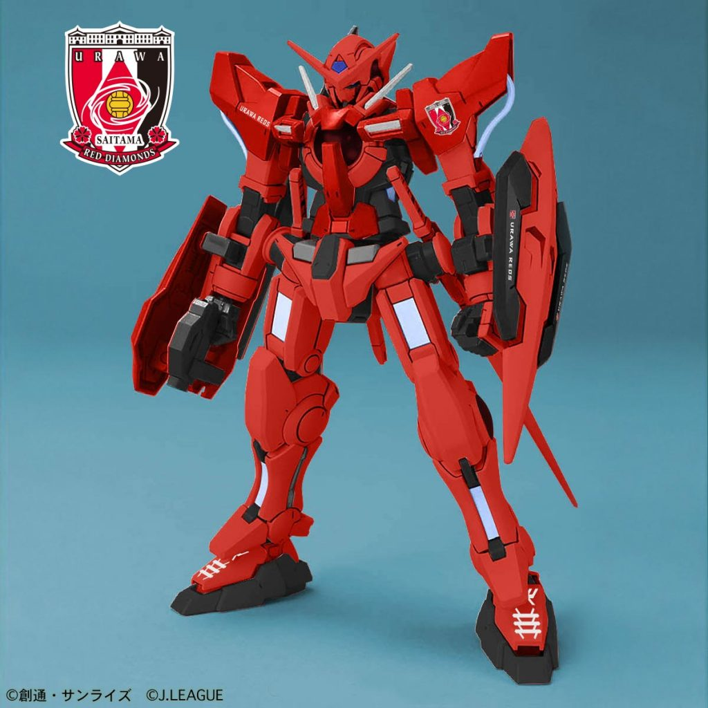 Gundam Exia Urawa Reds Ver.