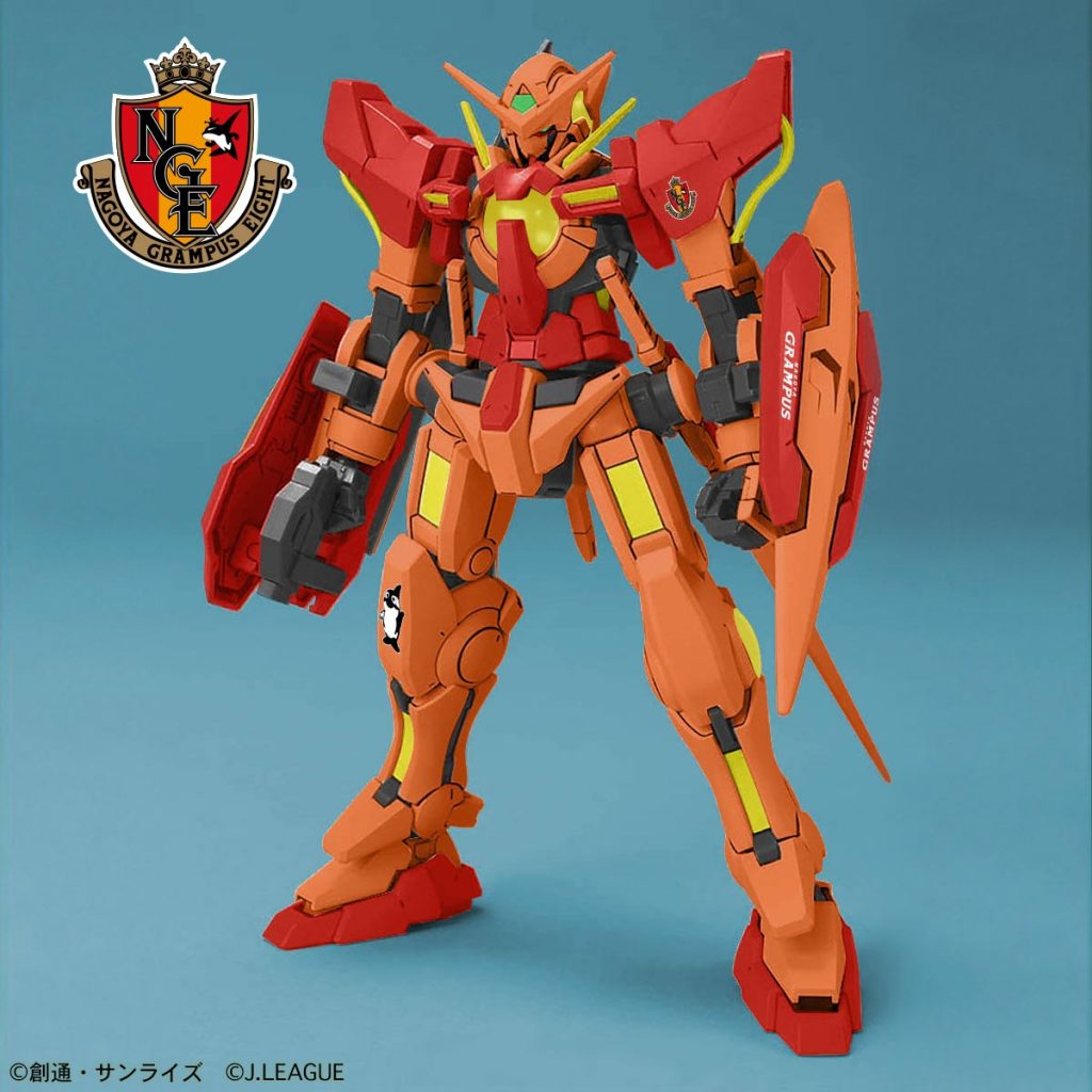 Gundam Exia Nagoya Grampus Ver.