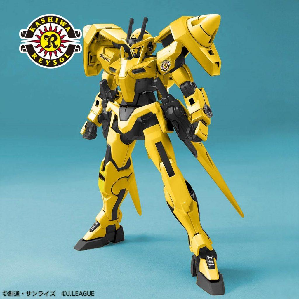 00 Gundam Kashiwa Reysol Ver.