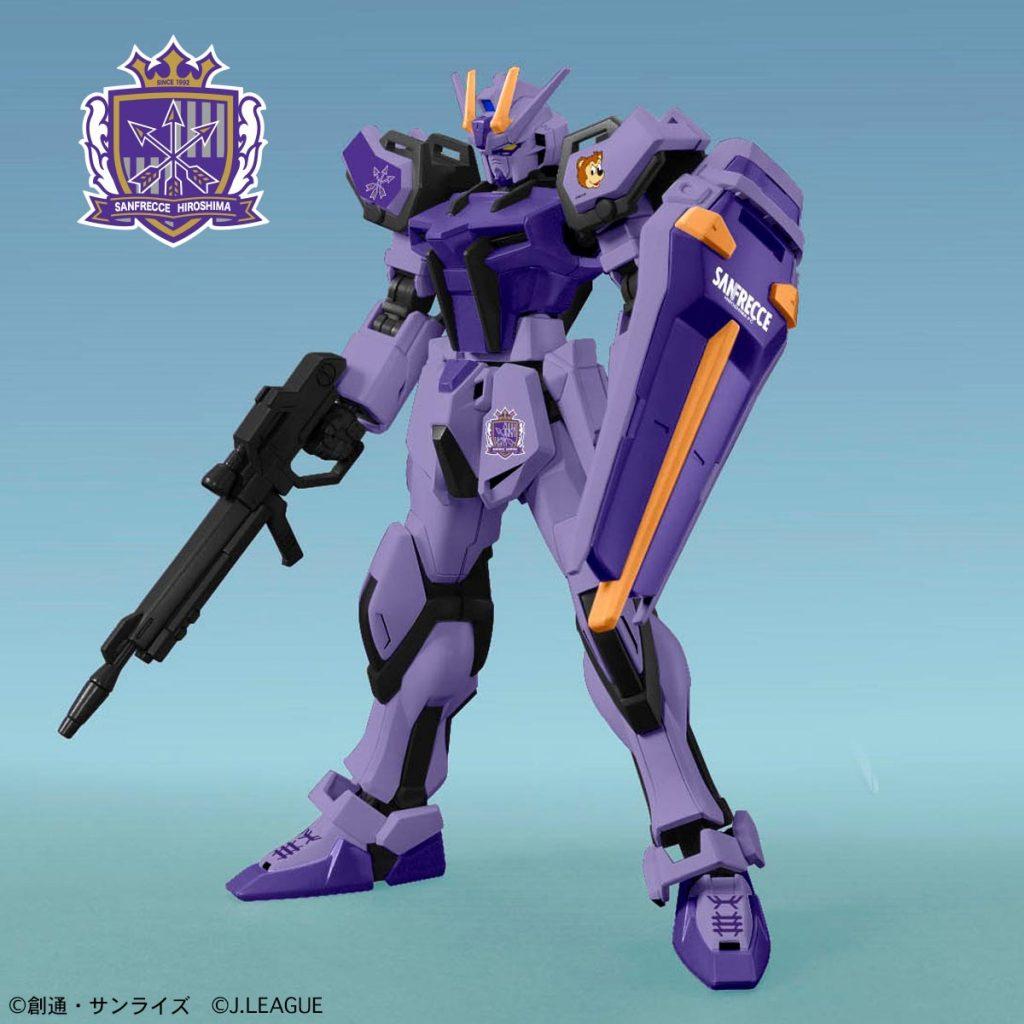 Strike Gundam Sanfrecce Hiroshima Ver.