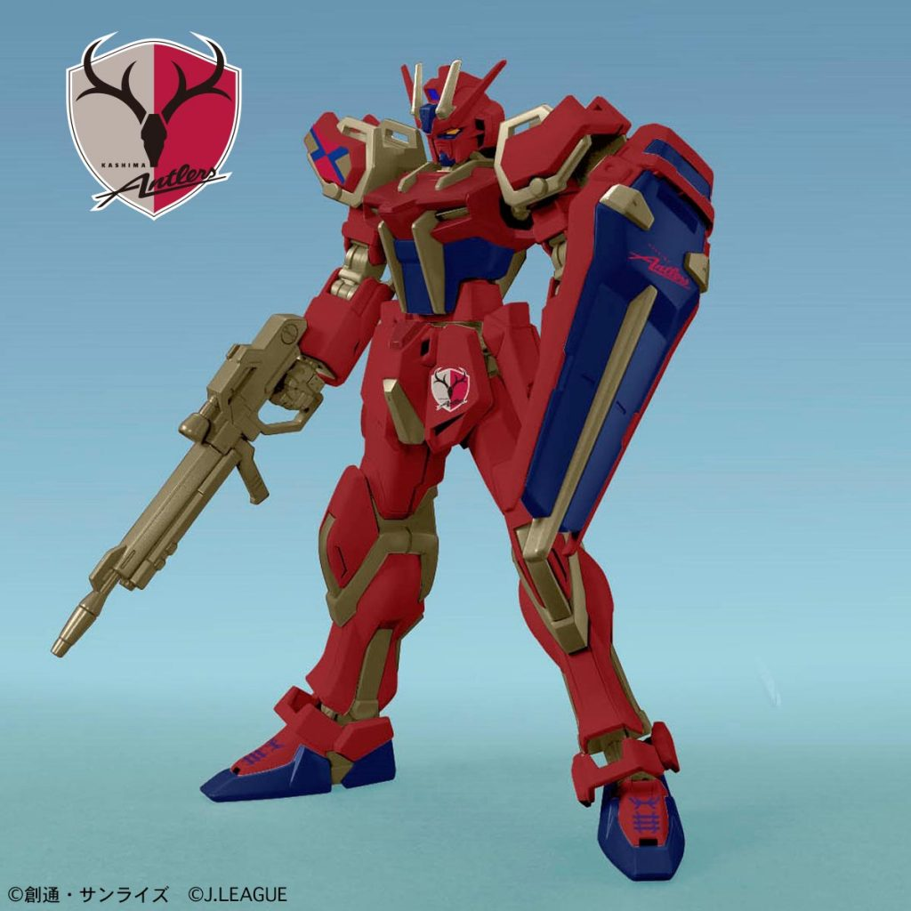 Strike Gundam Kashima Antlers Ver.