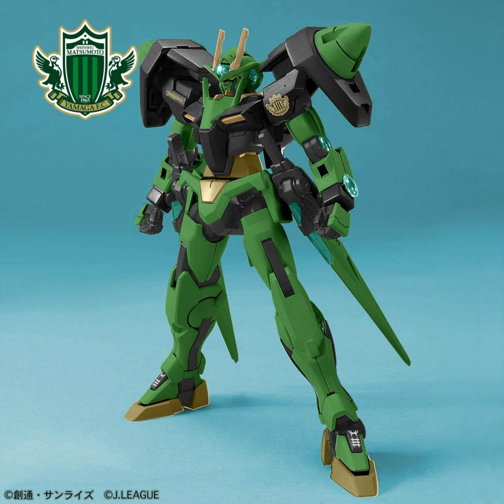00 Gundam Matsumoto Yamaga Ver.